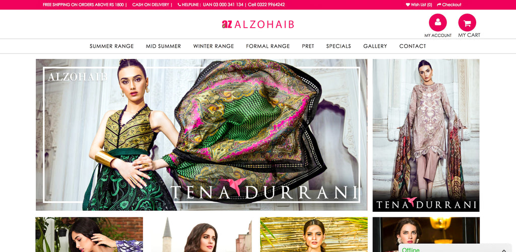 List Of Lawn Brands In Pakistan 2020 By Dikhawa Online Shopping