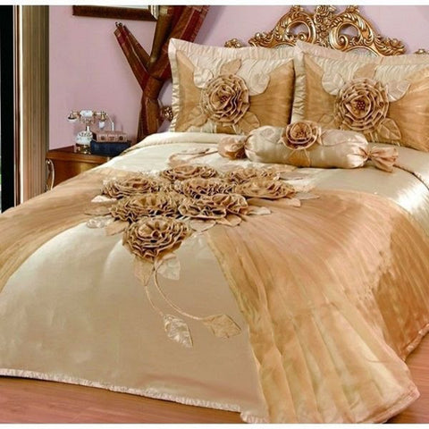 Exclusive Designed Wedding Bed Sheet