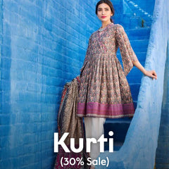 Ladies Kurti Online Shopping in Pakistan