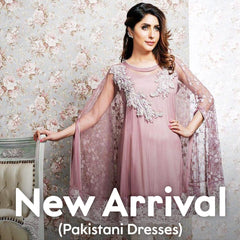 Pakistani Dresses Latest Designs & New Arrival