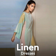 Linen Dresses Online Shopping in Pakistan