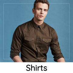 Mens Shirts Online Shopping in Pakistan