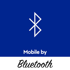 Mobile by Bluetooth