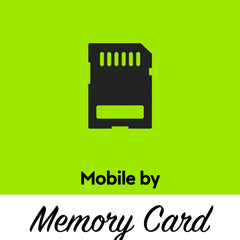 Mobile by Memory Card
