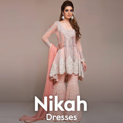 Nikah Dresses Online Shopping in Pakistan
