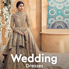 Wedding Dresses Online Shopping in Pakistan