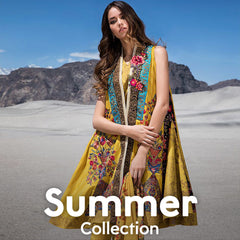 Ladies Summer Collection Pakistani Dresses 2019-2020