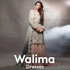 Walima Dresses Online Shopping in Pakistan