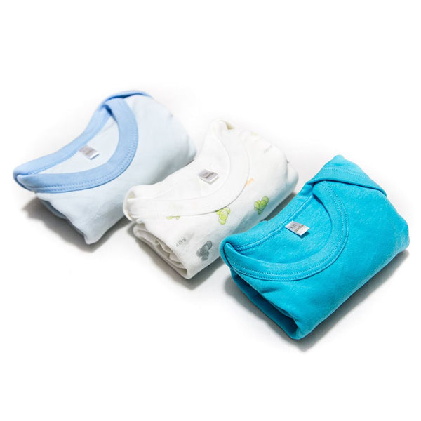 Buy Newborn Baby Boys Girls Short Sleeve Romper Bodysuit Outfits For 6 To 12 Month Kids – Pack Of 3 Online in Karachi, Lahore, Islamabad, Pakistan, Rs.1200.00, Romper Online Shopping in Pakistan, Kids Zone, 6 - 9 Months Kids, 9 - 12 Moths Kids, Baby Boy, baby clothing online, Baby Girl, buy baby boy clothes, buy baby boy rompers, buy baby clothes in pakistan, buy baby clothes online, buy baby girl romper, buy babysuits online, buy newborn baby boy clothes, buy newborn baby clothes, buy newborn baby girl clothes, buy newborn baby rompers, Clothing, newborn baby clothes, newborn baby clothing pakistan, Newborn Baby Items, newborn baby suits, Romper, shop baby clothes online, shop baby clothes online in islamabad, shop baby clothes online in karachi, shop baby clothes online in lahore, shop baby clothes online in pakistan 2 Year Kids, woo_import_2, diKHAWA Online Shopping in Pakistan