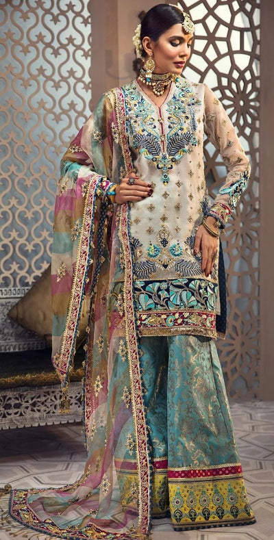 Anaya D06 Handwork & Sequence Work Embroidery