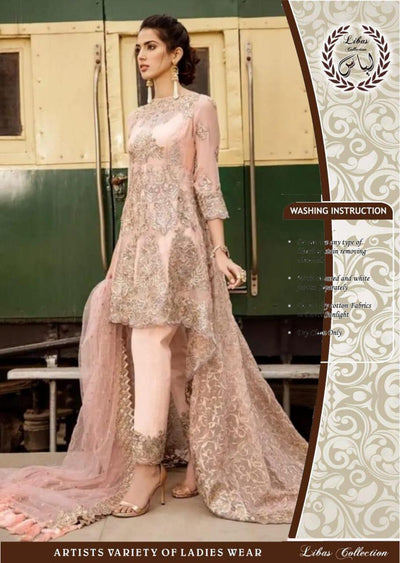 DEPAK PARWANI Net Bridal Collection