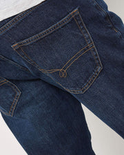 Stylish Branded Dark Blue Denim Jeans for Men - Next & Co.