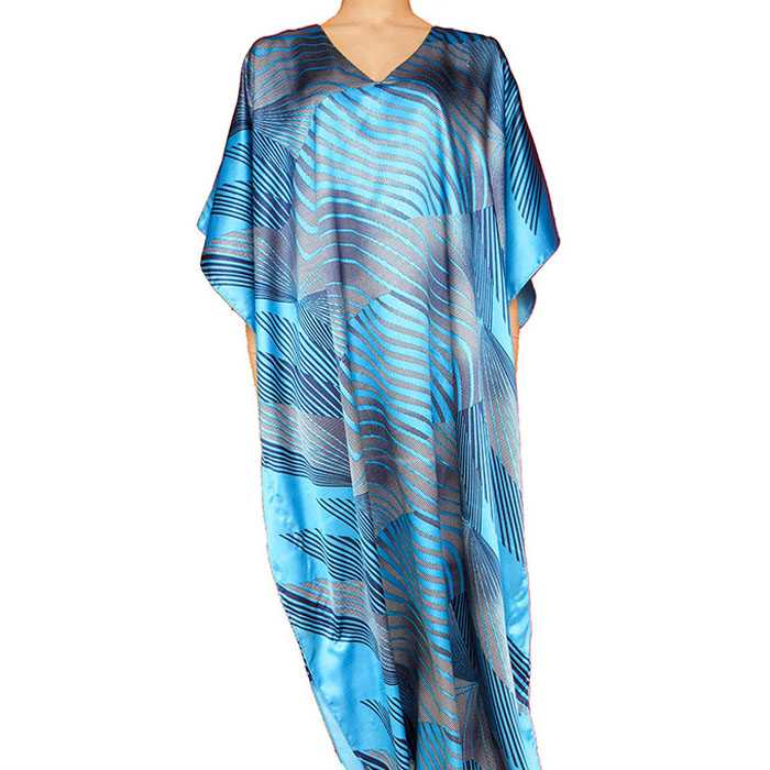 LINING CAFTAN BY VALERIE - Kaftan - diKHAWA Online Shopping in Pakistan
