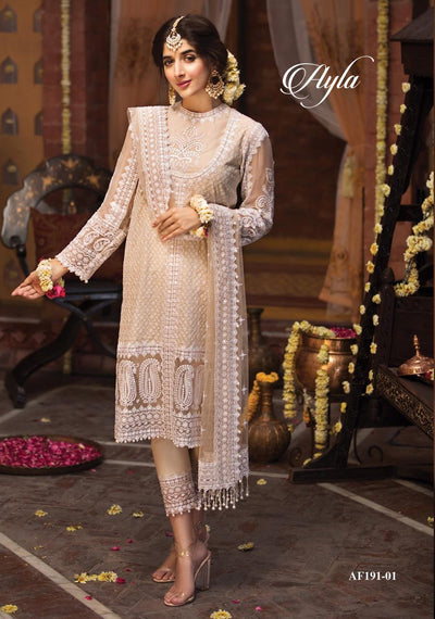 Anaya pure chiffon Design 1142 Designer Dress