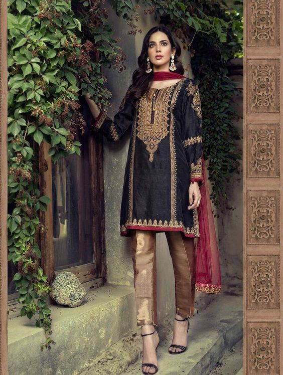 MARIA B LAWN COLLECTION REPLICA (Replica)(Unstitched)