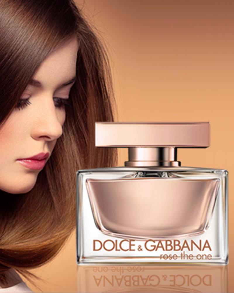 Dolce & Gabbana Rose The One - For Women - Ladies Perfume - diKHAWA Online Shopping in Pakistan