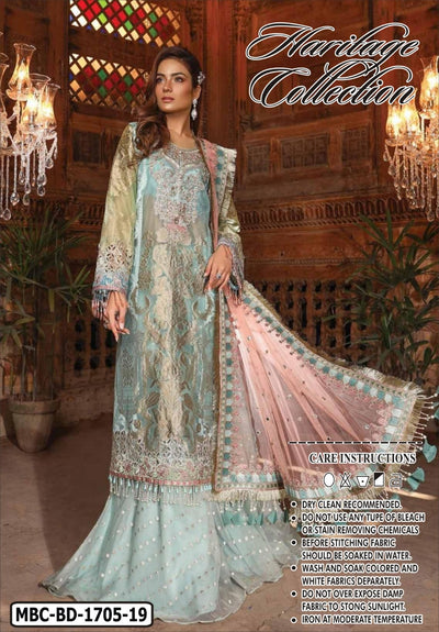 MARIA B  CHIFFON COLECTION Hit Design 2020