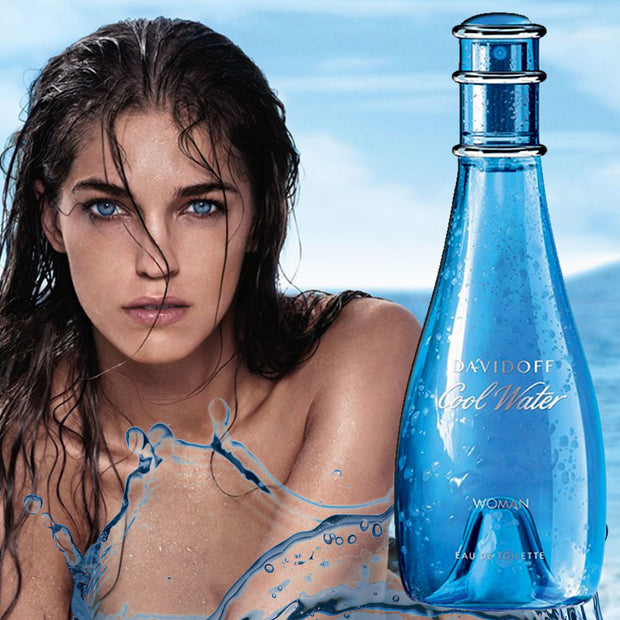 Davidoff Cool Water For Women - Ladies Perfume - diKHAWA Online Shopping in Pakistan