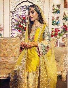 Paki Bridal Dresses (Replica) (Unstitched)