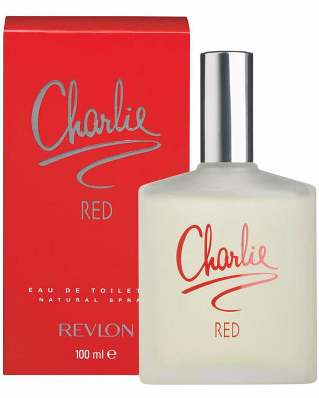 Charlie Red Perfume For Women – 100ml - Ladies Perfume - diKHAWA Online Shopping in Pakistan