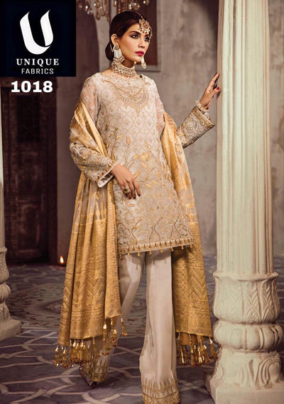 Anaya Bridal Chiffon Ladies Dresses Collection Winter