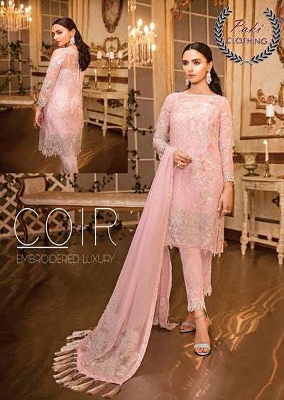 Coir(Luxury Collection) 2019 -Replica - Unstitched