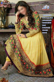 Paki Bridal Dresses- Replica - Unstitched