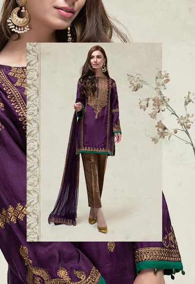 MARIA B LAWN COLLECTION REPLICA (Replica) (Unstitched)