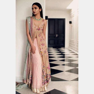 Mina Hasan Luxury Collection 2019 Most Hit Design Same As Replica   - Replica - Unstitched