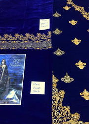 Amna Aqeel(Velvet Collection) - Replica - Unstitched