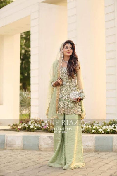 Atif Riaz Bridal Replica _ Replica _ Unstitched,