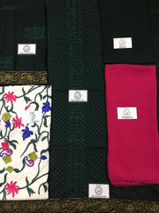 Raj bari Lawn Suits (Replica) (Unstitched)