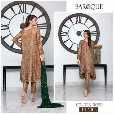Baroque replica now available on customers demand- Replica - Unstitched