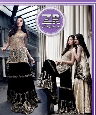 Saira Rizwan Hit Design available in master copy  (Replica) (Unstitched)