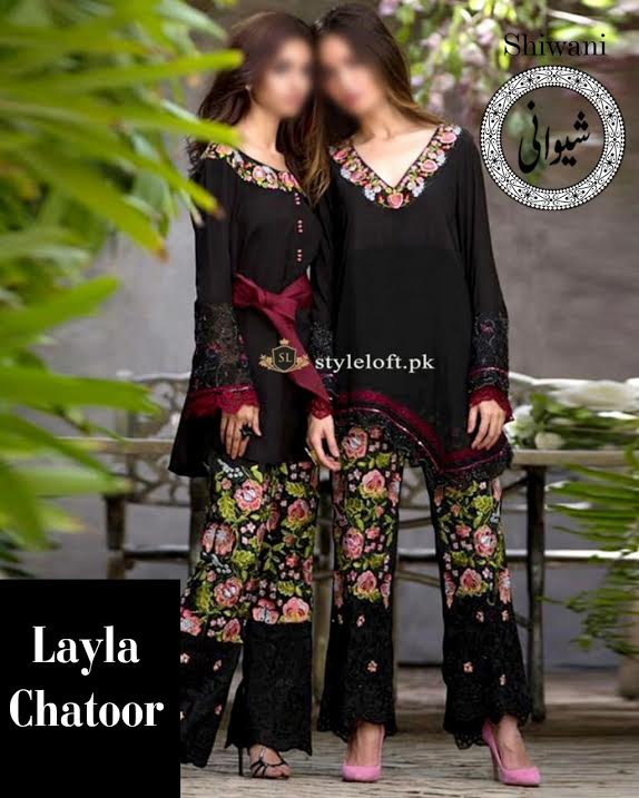 Layla Chatoor- Replica - Unstitched