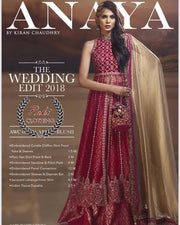 Anaya Wedding Edition- Replica - Unstitched