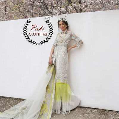 Sana Safinaz Eid Collection 2019 - Replica - Unstitched