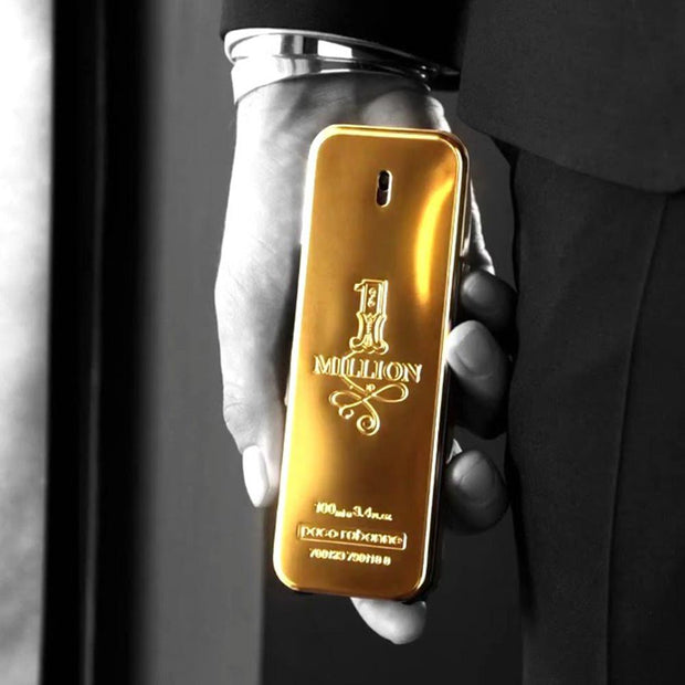 1 Million By Paco Rabanne For Men – 100ml - Mens Perfume - diKHAWA Online Shopping in Pakistan