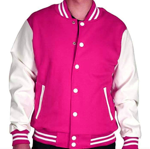 Pink - Winter Season Jackets For Mens - Men Jackets - diKHAWA Online Shopping in Pakistan