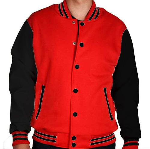 Red & Black - Winter Season Jackets For Mens - Men Jackets - diKHAWA Online Shopping in Pakistan