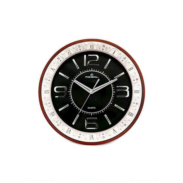Buy Regal Wall Clocks Online in Karachi, Lahore, Islamabad, Pakistan, Rs.1500.00, Wall Clocks Online Shopping in Pakistan, Regal, 12 round, branded, cf-vendor-dikhawa, decor, online shopping in Azad Jammu and Kashmir, online shopping in Balochistan, online shopping in faisalabad, online shopping in islamabad, online shopping in karachi, online shopping in Khyber Pakhtunkhwa, online shopping in lahore, online shopping in Mansehra, online shopping in Mardan, online shopping in Mirpur Khas, online shopping in Multan, online shopping in Muzaffarabad, online shopping in Peshawar, online shopping in punjab, online shopping in Rawalakot, online shopping in Rawalpindi, online shopping in sindh, time, Wall Clocks, woo_import_1, diKHAWA Online Shopping in Pakistan