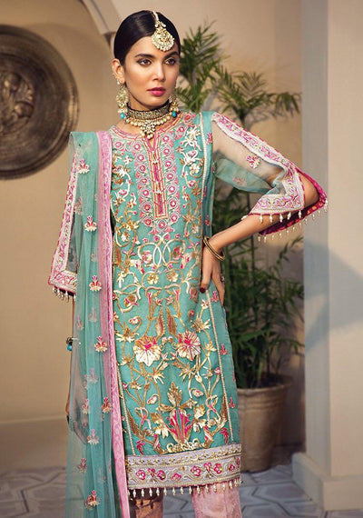 Anaya Net embroidered Collection Dresses
