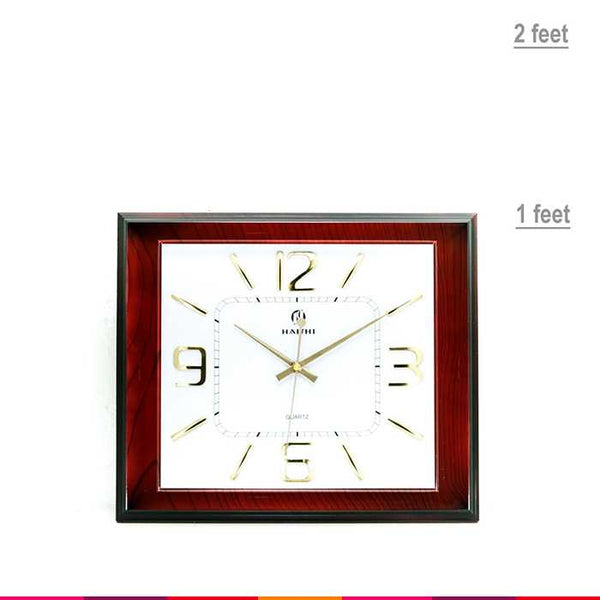 Buy Haishi Square Wall Clock Online in Karachi, Lahore, Islamabad, Pakistan, Rs.2250.00, Wall Clocks Online Shopping in Pakistan, diKHAWA, 12 round, branded, cf-vendor-dikhawa, decor, online shopping in Azad Jammu and Kashmir, online shopping in Balochistan, online shopping in faisalabad, online shopping in islamabad, online shopping in karachi, online shopping in Khyber Pakhtunkhwa, online shopping in lahore, online shopping in Mansehra, online shopping in Mardan, online shopping in Mirpur Khas, online shopping in Multan, online shopping in Muzaffarabad, online shopping in Peshawar, online shopping in punjab, online shopping in Rawalakot, online shopping in Rawalpindi, online shopping in sindh, time, Wall Clocks, woo_import_1, diKHAWA Online Shopping in Pakistan