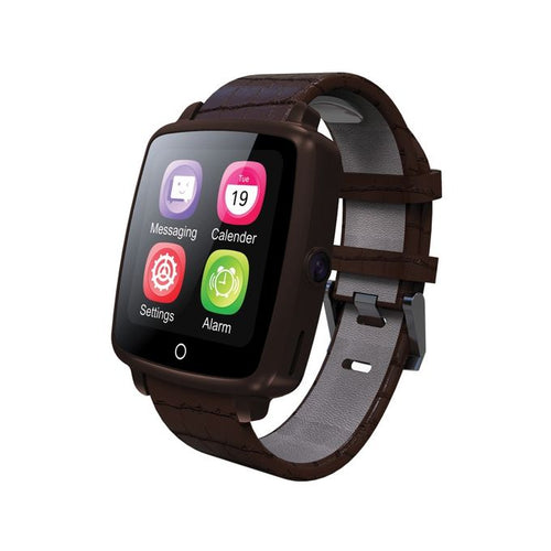 Getiit Mate Smart Watch - Brown