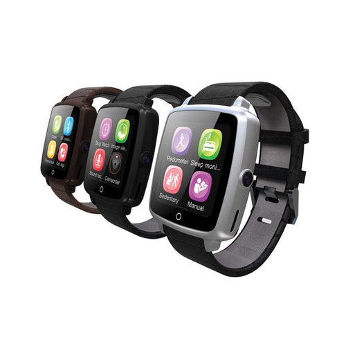 Getiit Mate Smart Watch - Black