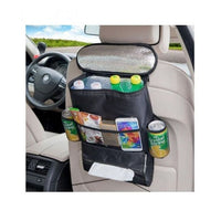 Car Back Seat Accessories Organizer Bag - Market Place - diKHAWA Online Shopping in Pakistan