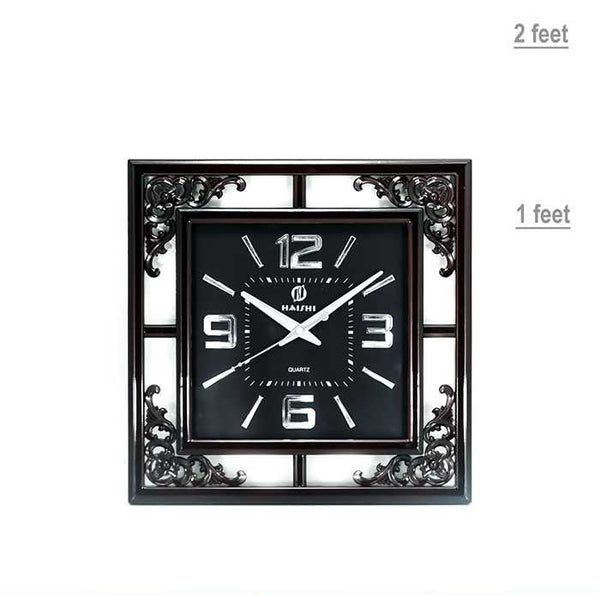 Buy Haishi Square Wall Clock Online in Karachi, Lahore, Islamabad, Pakistan, Rs.1800.00, Wall Clocks Online Shopping in Pakistan, Others, 12 round, branded, cf-vendor-dikhawa, decor, online shopping in Azad Jammu and Kashmir, online shopping in Balochistan, online shopping in faisalabad, online shopping in islamabad, online shopping in karachi, online shopping in Khyber Pakhtunkhwa, online shopping in lahore, online shopping in Mansehra, online shopping in Mardan, online shopping in Mirpur Khas, online shopping in Multan, online shopping in Muzaffarabad, online shopping in Peshawar, online shopping in punjab, online shopping in Rawalakot, online shopping in Rawalpindi, online shopping in sindh, time, Wall Clocks, woo_import_1, diKHAWA Online Shopping in Pakistan