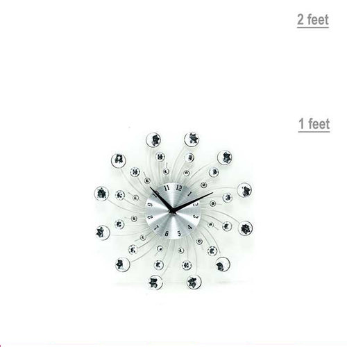 Star Wall Clock - Wall Clocks - diKHAWA Online Shopping in Pakistan