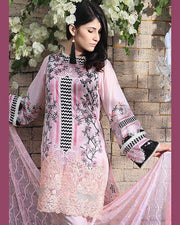FAUSTINA By SALITEX Chicken Kari Collection - 126-B (Replica)(Unstitched)