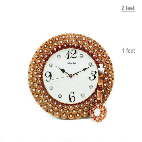 Haizhixing Wall Clock - Wall Clocks - diKHAWA Online Shopping in Pakistan